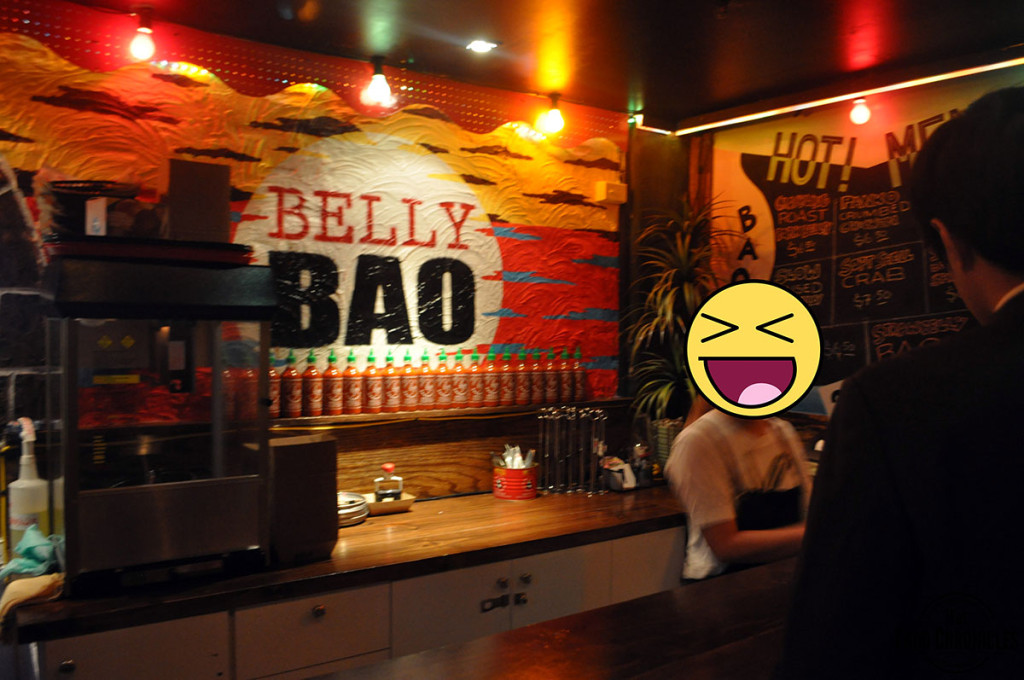 Note: Emojis not included in Belly Bao