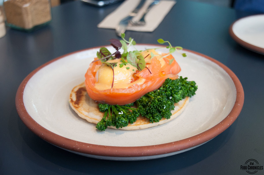devon barangaroo eggs blini
