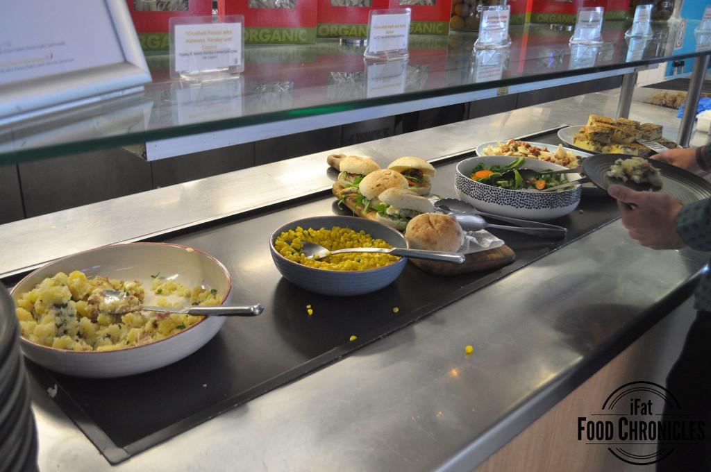 Google office cafeteria Sydney Google Sydney Offices Cafeteria Ifat Food Chronicles Google Sydney Pyrmont Ifat Food Chronicles