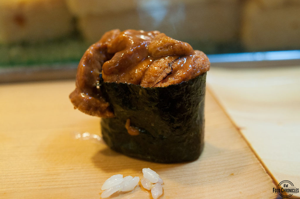 Sushi Daiwa, Tsukiji | iFat - Food Chronicles